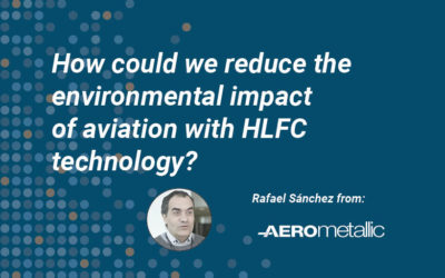 How could we reduce the environmental impact of aviation with HLFC technology?
